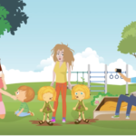 Content for Animated Script and Character Development-Parenting Brand